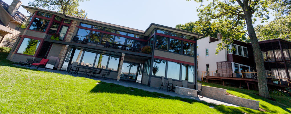 Custom Homes Madison WI Lake House 3