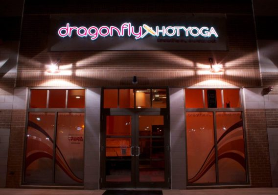 Dragonfly Hot Yoga